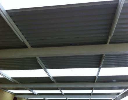 Techos prefabricados en m xico multycasetas for Laminas para techos interiores