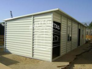 Campamentos Prefabricados